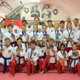 Team Jersey win 37 medals at the 2018 European Championships in Dusseldorf Germany.
