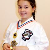 Student of the month Maria (November 2014)