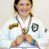 Student of the month Ruby (August 2014)